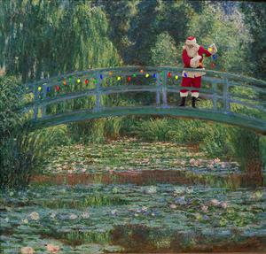17-Monet-Japanese Footbridge
