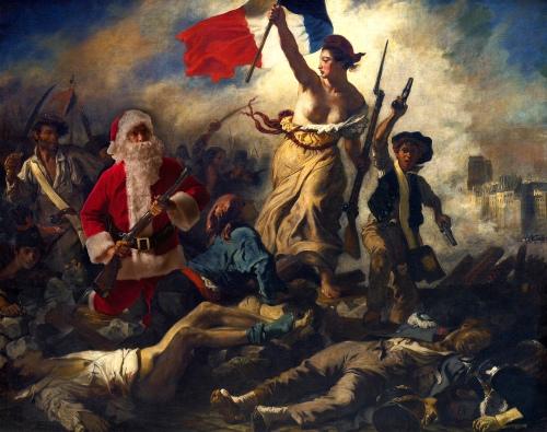 26-Delacroix-liberté guidant le peuple
