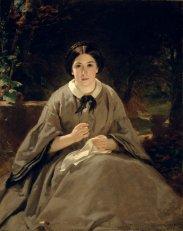 Lady in Grey. Sir D Macnee