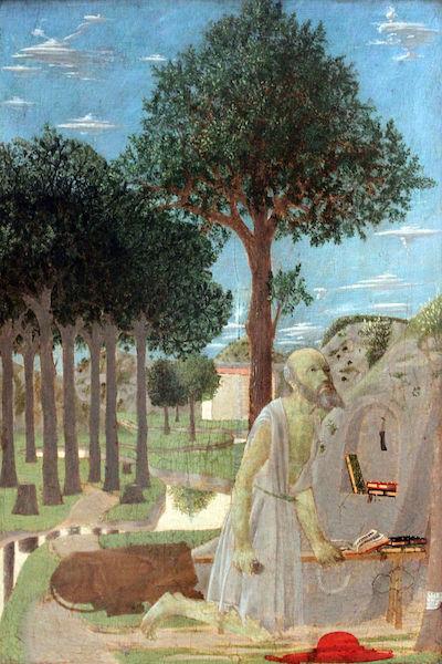 1450_Francesca_Landschaft_mit_büßendem_hl._Hieronymus_anagoria