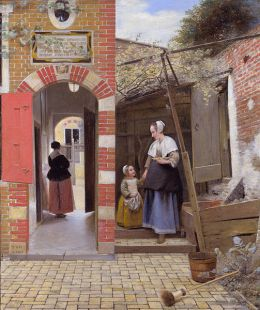 503px-pieter_de_hooch_-_the_courtyard_of_a_house_in_delft